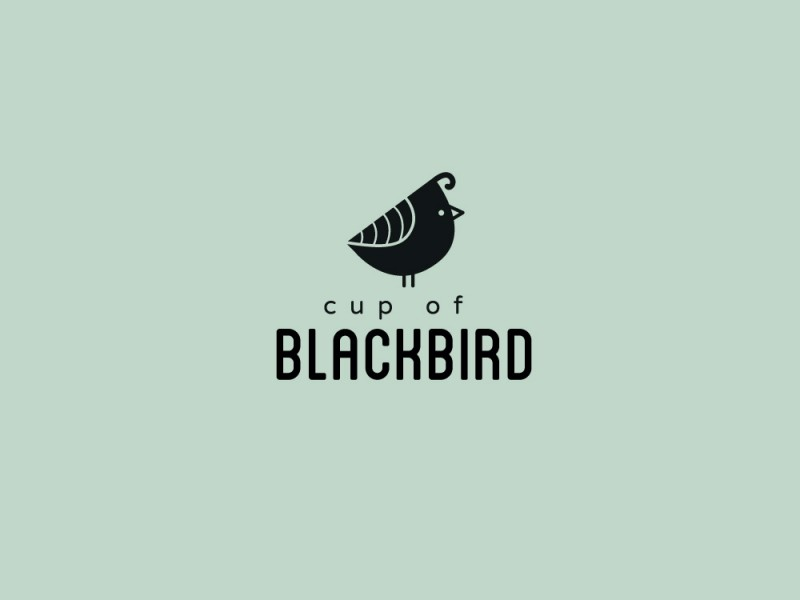 Cup of Blackbird